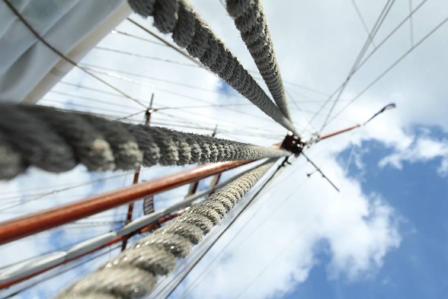 naviguer en voilier