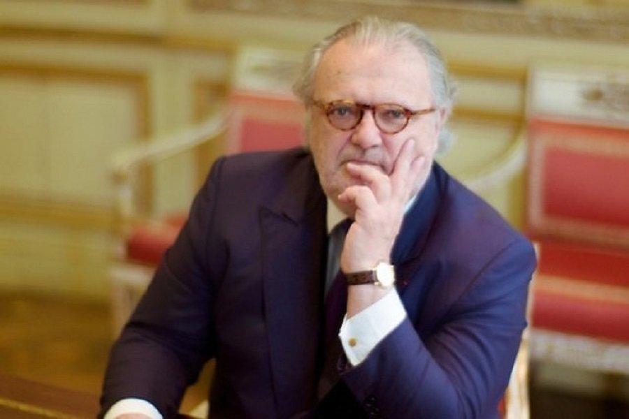Portrait d' Alain Duménil