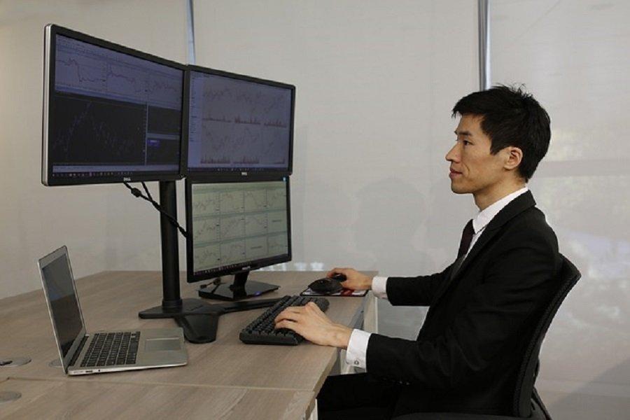 Trader en ligne: comment ça marche ?